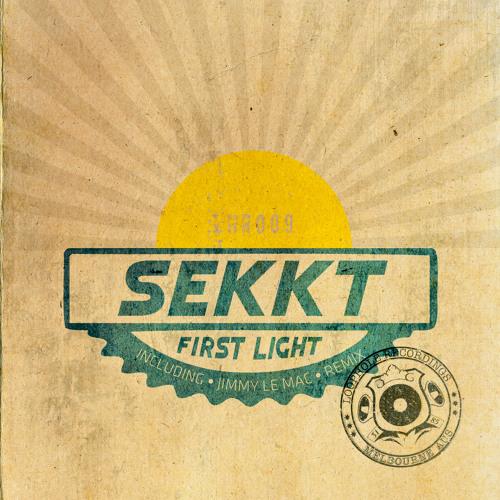 LHR009 - Sekkt - First Light (Original Mix)