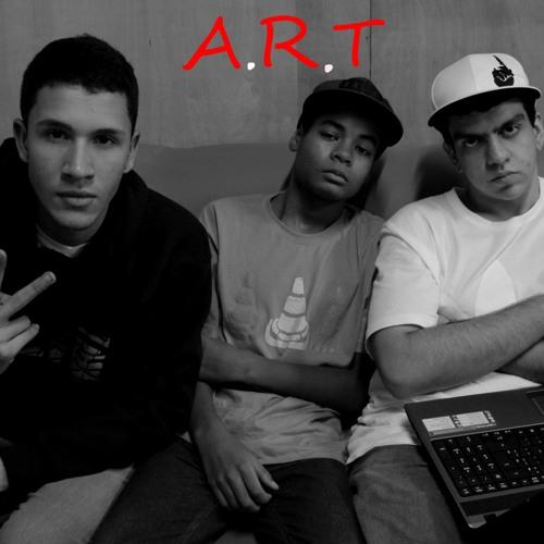 Familia A.R.T part. Slick (Maltrapilhos Crew) - Atitude Respeito e Transparencia