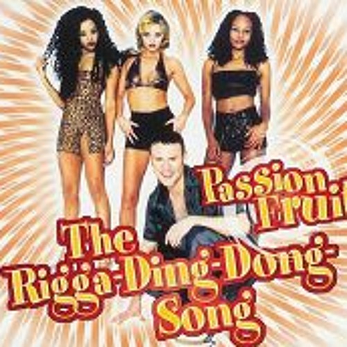 Pitbull vs. Passion Fruit - I Know You Want A Rigga Ding Dong Song (DJ Mixbeat Mash-Up)