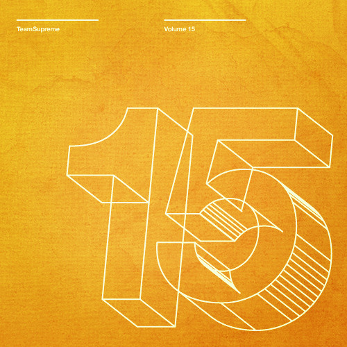 TeamSupreme Vol. 15