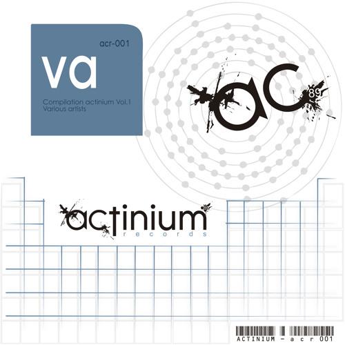7 Across The Sky - Ruben Montesco - Actinium Compilation Vol 1