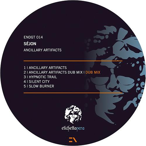Séjon - Ancillary Artifacts (Original Mix) (Preview) [ENDGT014] 1/5
