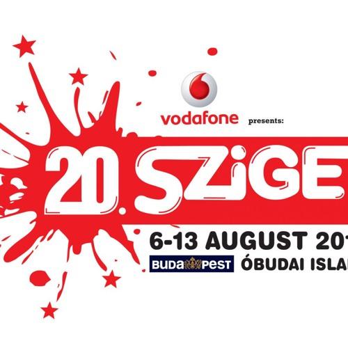 JumoDaddy - Ez Medzsik - 20th Sziget Festival 2012 Commercial Music
