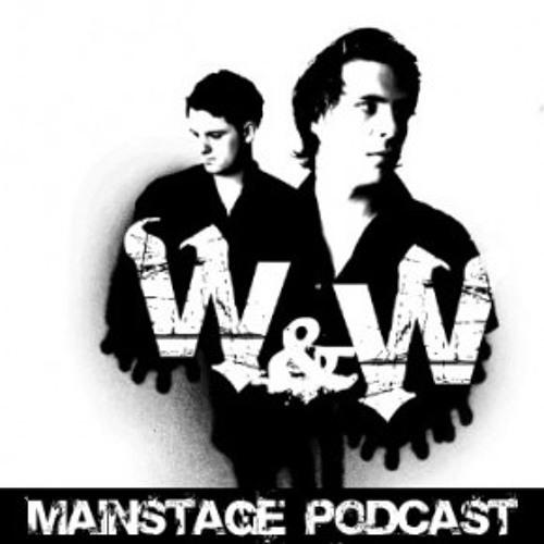 W&W Plays our W&W-Invasion (Dirty Herz Remix) on their Mainstage podcast