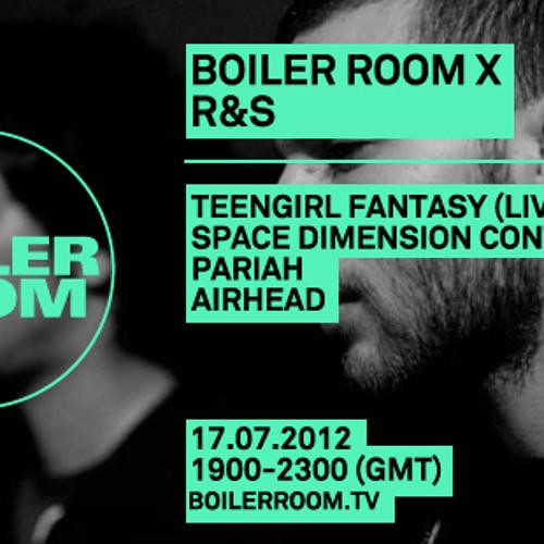 Pariah 45 min Boiler Room DJ Set