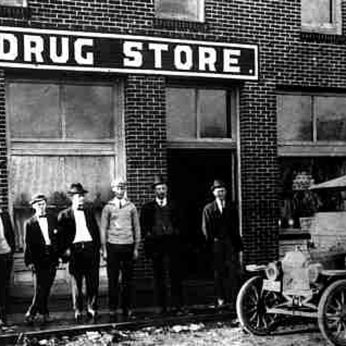 Dimmy_B - Drug Store (The Underground Sound) (Unmixed preview)
