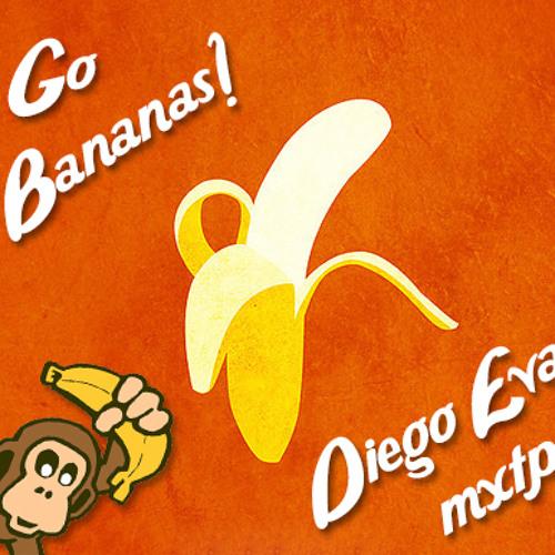 Go Bananas! @ Diego Eva MXTP