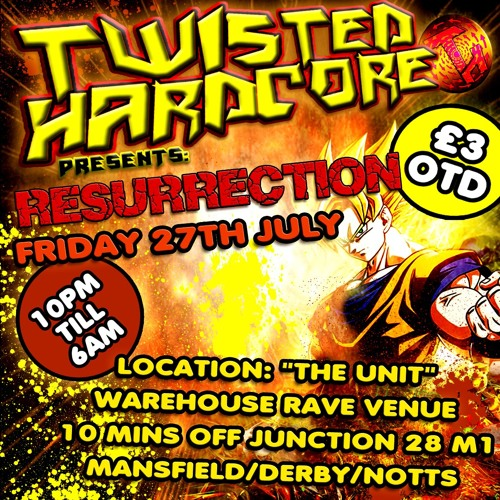 Wiggi vs Sicknarf @ Twisted Hardcore - 27/07/12 (mini teaser) - (D/L Link For Full Mix In Description)