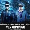 Daddy Yankee Ft Prince Royce Ven Conmigo Remix 2012