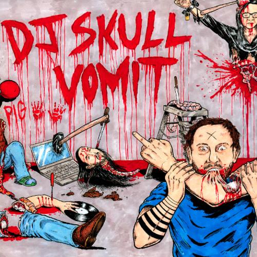DJ Skull Vomit - Swamp Bitch [Bong-Ra's DoomBitchShitPounder RMX]