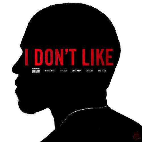 Kanye West - I don't like