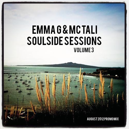 Soulside Sessions Volume 03 By DJ Emma G & MC Tali