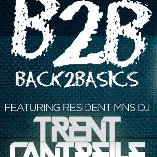 "Trent Cantrelle ""Back to Basics"" Monday Social promo - August 2012"