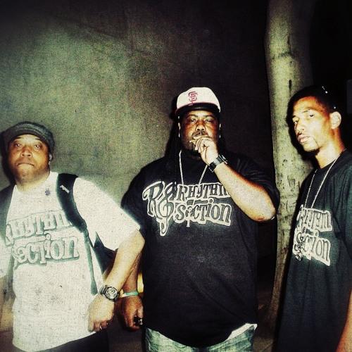 Rhythm Section EP- Got Heat Prod By. Dablenda