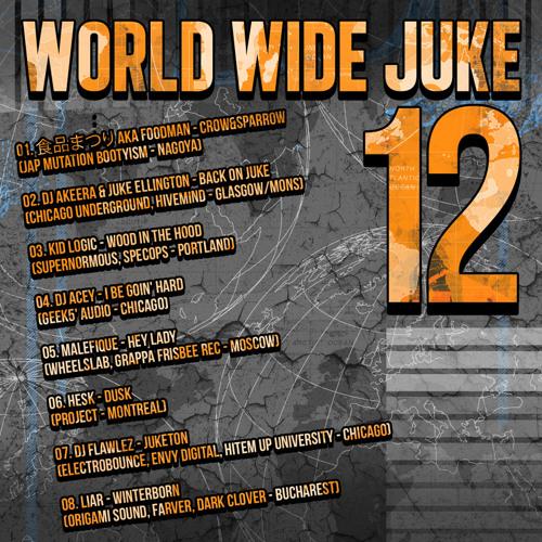 DJ AKEERA & JUKE ELLINGTON - Back On Juke