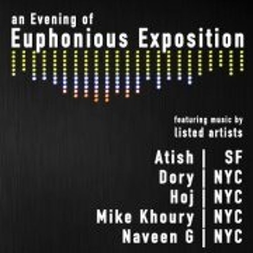 Naveen G - Euphonious Exposition Promo (August 2012)