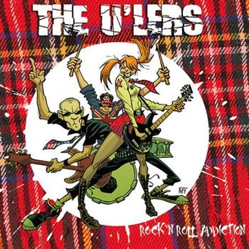 "the U'LERS ""Too hot to handle"""