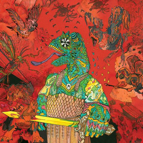 King Gizzard & The Lizard Wizard - 12 Bar Bruise