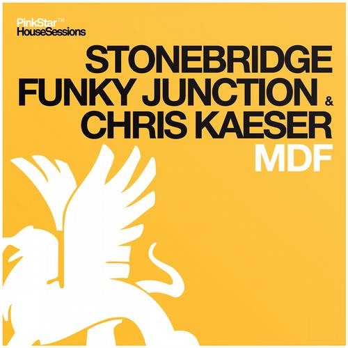 Stonebridge, Chris Kaeser, Funky Junction Vs. Lady Gaga - MDF In The dark (Enrry Senna Mash Up Mix)
