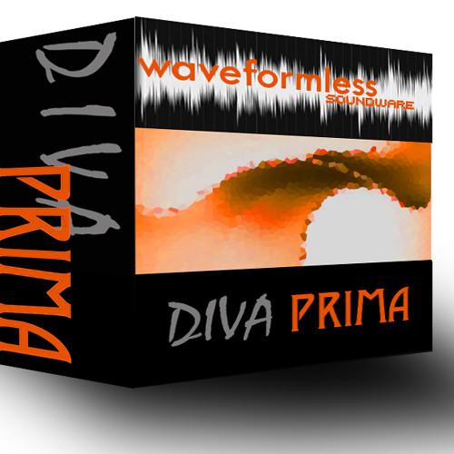 Waveformless Soundware DIVA Prima Demos