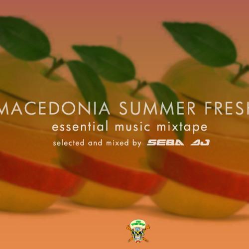 Macedonia summer fresh
