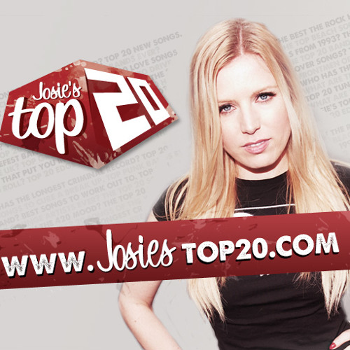 Josie's Top 20 Festival Bands
