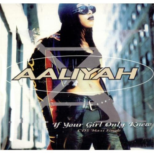 Aaliyah - If Your Girl Only Knew (Vision Clap Vocal Edit)