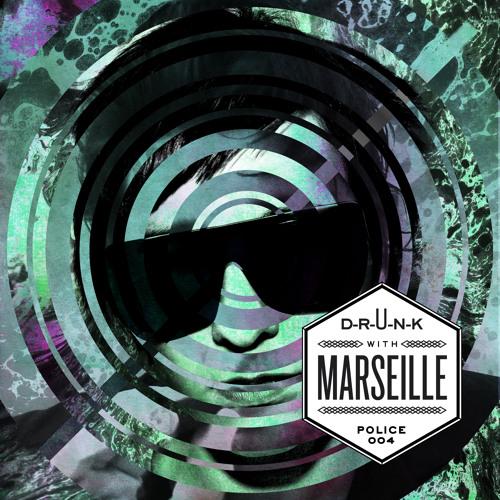 05 D-R-U-N-K with MARSEILLE / I Dont Need To Sleep - D-R-U-N-K Robot Remix
