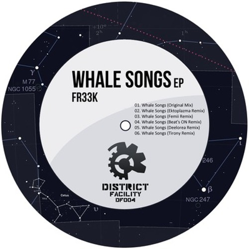 Fr33k - Whales Songs (Deelorea Remix)