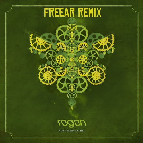Heavy Green Machine (Freear remix) *FREE DL