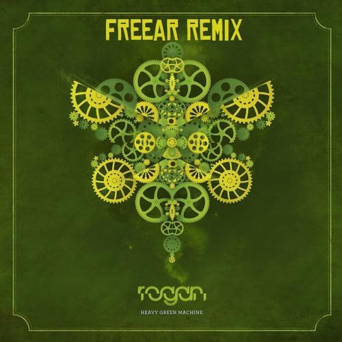 Heavy Green Machine (Freear remix) ✰ Glitch Hop / DnB ✰ ☛ OUT NOW ☚