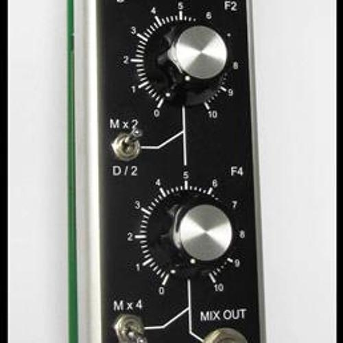 Corsynth C103  FDM Demo 4