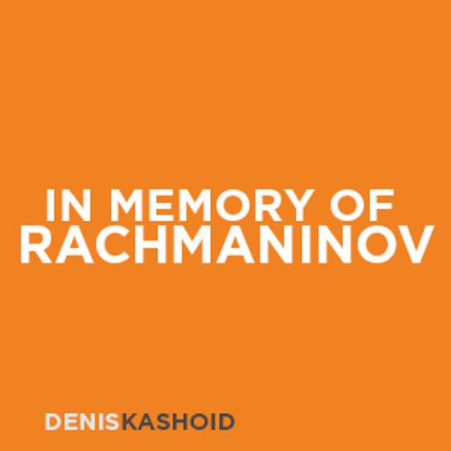 In memory of Rachmaninov
