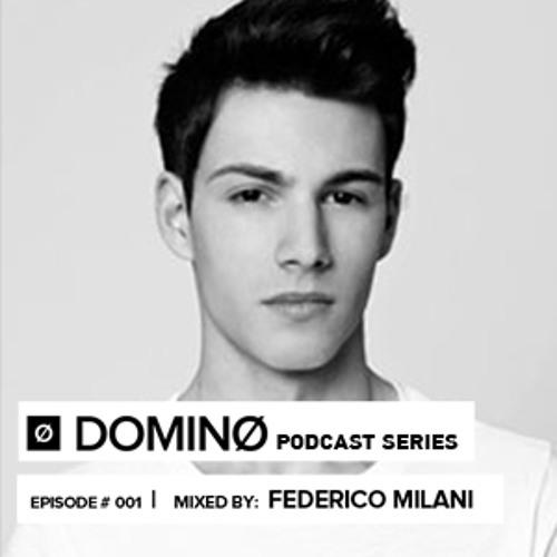 FEDERICO MILANI - Domino agency podcast series episode #001