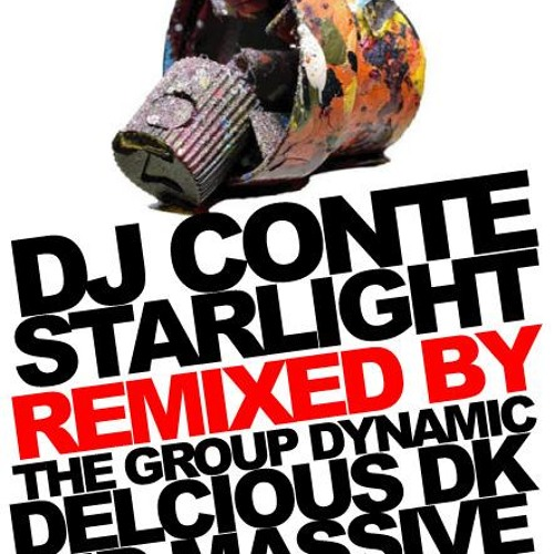DJ Conte - Starlight (Kid Massive Dirty Mix)