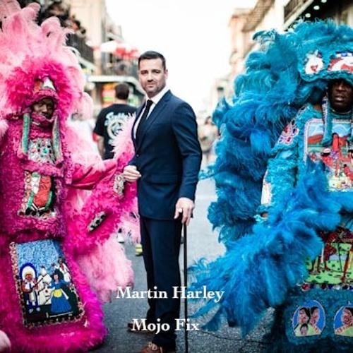 """Martin Harley """"Mojo Fix"""" - Full Album"""