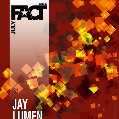 Jay Lumen live at Fact night (WeekEnd) Berlin / Germany 31 july 2012