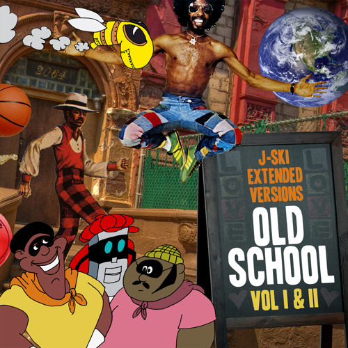 Kool & The Gang - Jungle Boogie (Jski Extended)