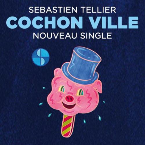 Sébastien Tellier - Cochon Ville [Das Moth Remix]