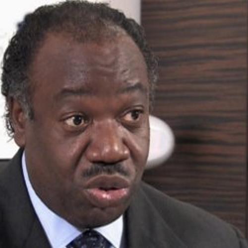JO 2012 - Ali Bongo, Président Gabonais après Gabon-Corée du Sud (0-0)