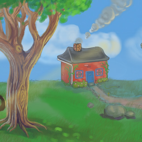 """Granny Land"" animation in progress (Hollywood Orchestral Woodwinds)"