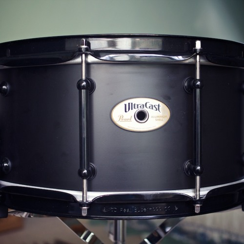 Free Snare Samples(!) - Pearl Ultracast 14x6.5""