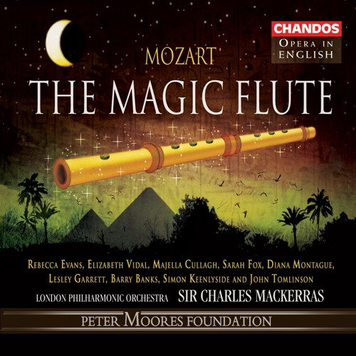 Mozart's The Magic Flute - Papagena & Papageno