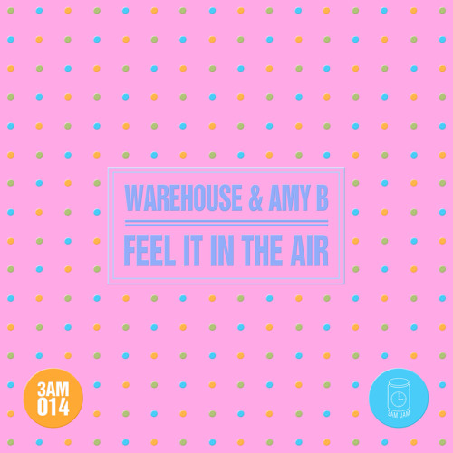 Warehouse & Amy B - Feel It In The Air (Hoodie Remix)