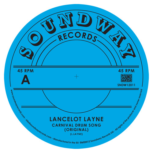 Carnival Drum Song - Lancelot Layne (DrumTalk remix)