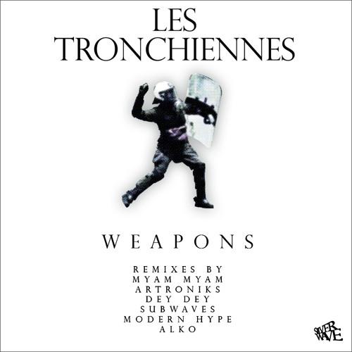 Les Tronchiennes - Riot Shield (Original Mix) - Out Now On Silver Wave