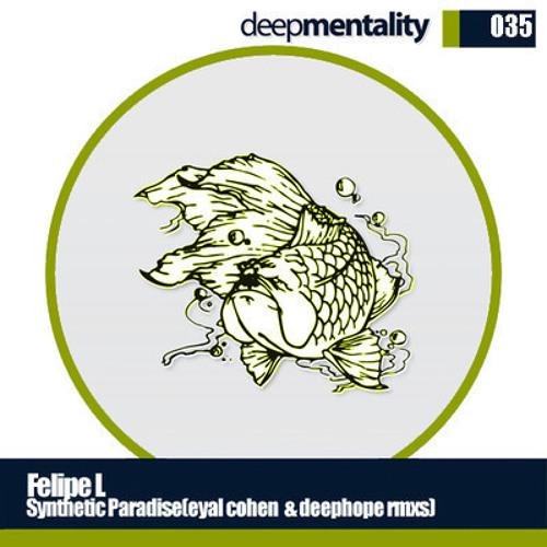 Felipe L - Synthetic Paradise ( Deephope shuffle remix )[Deepmentality Records]