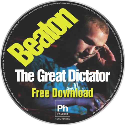 Beaton - The Great Dictator (Free Download)