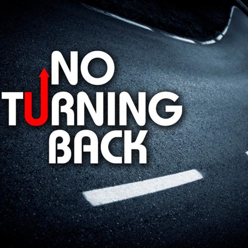 Turning back