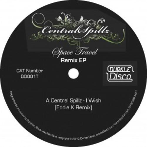 Central Spillz - I Wish (Eddie K remix) - DD001